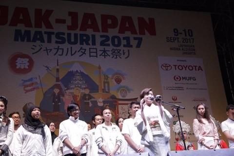 Peringatan 60 Tahun Hubungan Diplomatik Jepang-Indonesia