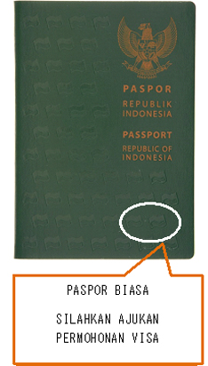 ORDINARY PASSPORT